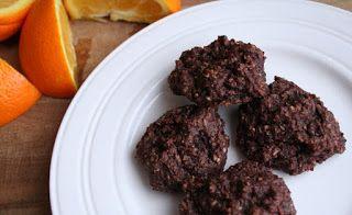 Breakfast Cookies (Dairy, Egg, Gluten, Grain and Refined Sugar Free)