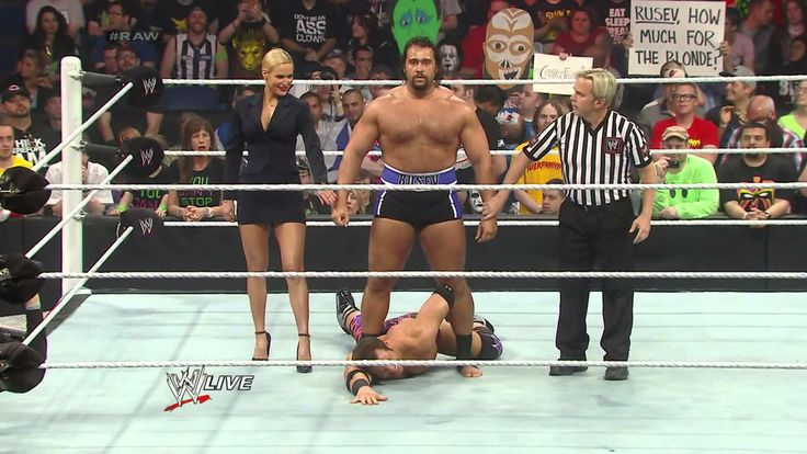 Zack Ryder vs. Alexander Rusev: Raw, April 7, 2014