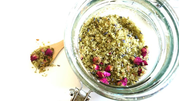We've added lavender and rose buds to the mix. Beautify your bath with our Matcha green tea bath salts,  personally tested by little blue scent.  Now available at littlebluescent.com.au