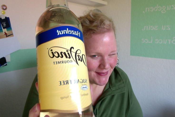 Das ist kein Rezept sondern eine Empfehlung / Review für LowCarb Getränkesirup
