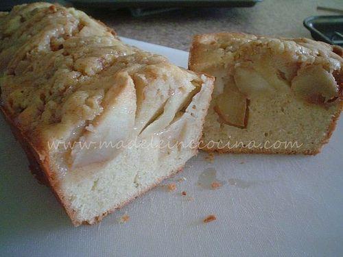 Pastel de manzanas holandés | Madeleine Cocina