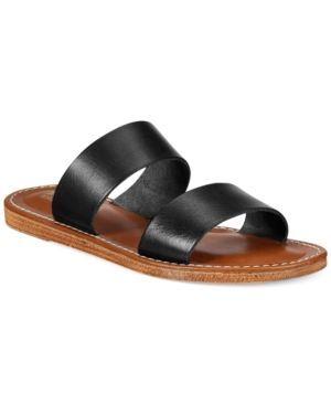 Bella Vita Imo-Italy Sandals - Black 7.5WW