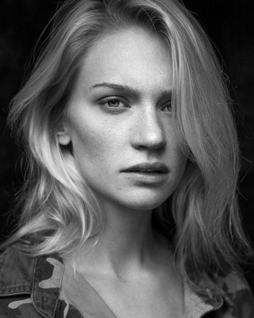 Our gorgeous new face Kaja shot by @olemariusfossen 🔥