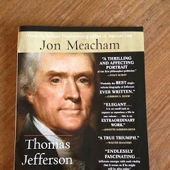 A great book by Jon Meacham, a not-very-great ad by Random House.