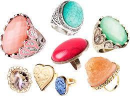 ringen - met stenen