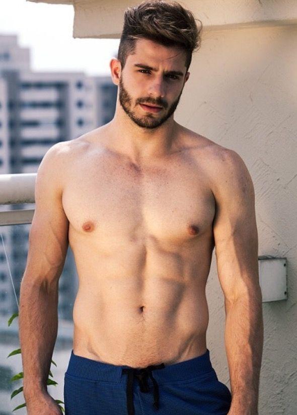 Male Model, Good Looking, Beautiful Men, Handsome, Hot Guy -4147