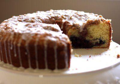 Cherry Streusel Coffee Cake | Bake-Aholic | Bake-Aholic - No pie ...