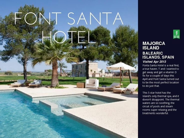 86 best images about hotels and villas in mallorca on for Top design hotels mallorca