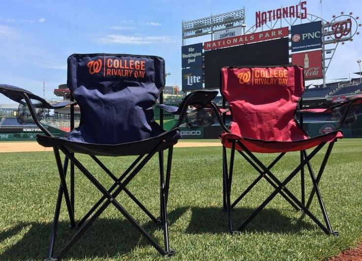 How the Nationals are making their park feel like a Virginia-Virginia Tech game for a night - The Washington Post