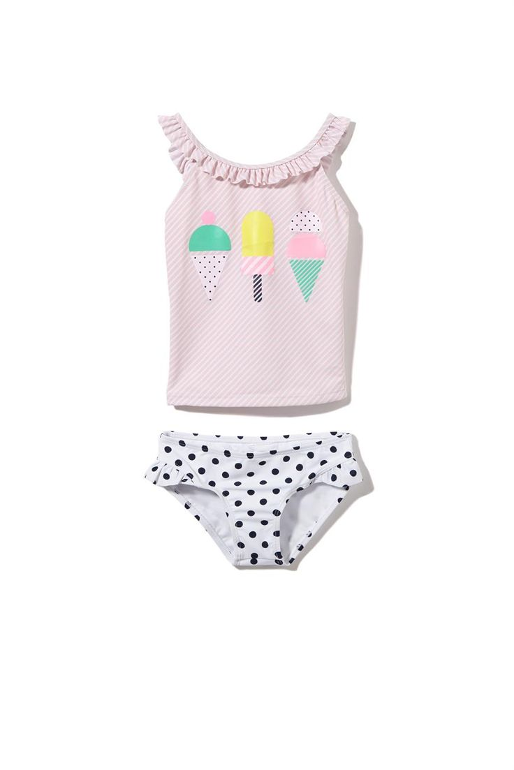 cotton on kids | ice cream tankini