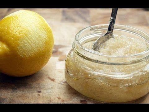 Mascarilla Exfoliante Aclarante de Limon, Azucar y Aceite de Oliva - http://solucionparaelacne.org/blog/mascarilla-exfoliante-aclarante-de-limon-azucar-y-aceite-de-oliva/