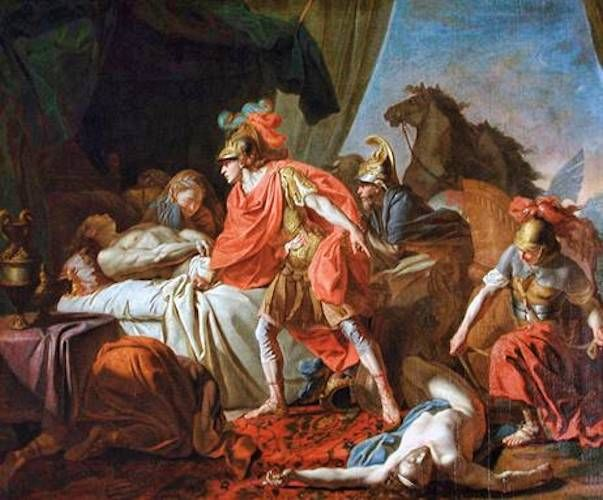 iliad and achilles dearest friend He saw that the warrior who had the appearance of achilles affrighted the  trojans  achilles ceased his moaning and answered, patroklos, my dear  friend, has.