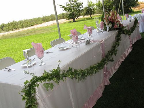 Outdoor Weddings Do Yourself Ideas: 55 Best Country Wedding Decorations Ideas Images On