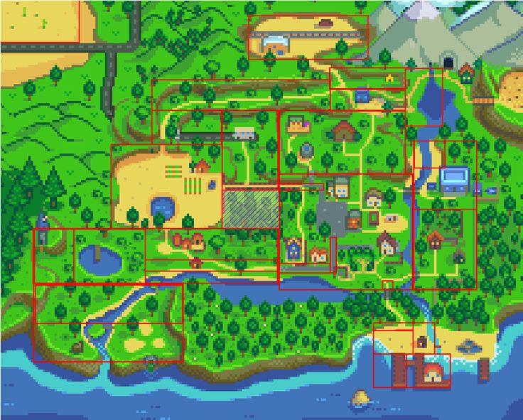 Npc Map Locations Mod At Stardew Valley Nexus Mods And Community Stardew Valley Pinterest