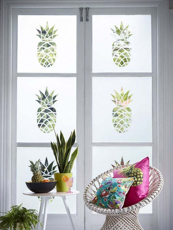 Totally Tropical from The Window Film Co — Heart Home
