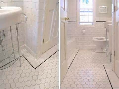 Bathroom Tile Ideas Vintage 23 best vintage bathrooms images on pinterest | bathroom ideas