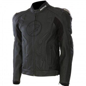 Blouson Moto Bering Flash Noir http://www.icasque.com/Equipement-moto/Vetements-moto/Blouson-Moto/Flash-Noir/