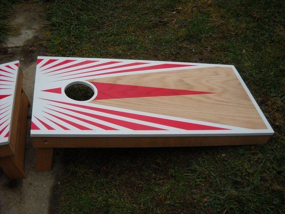 78 images about cool cornhole designs on pinterest flags retro