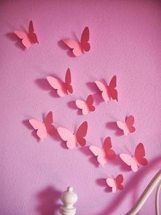 Piccole Sarte Crescono: Farfalle di Carta Finalmente dopo tanto tempo ries...