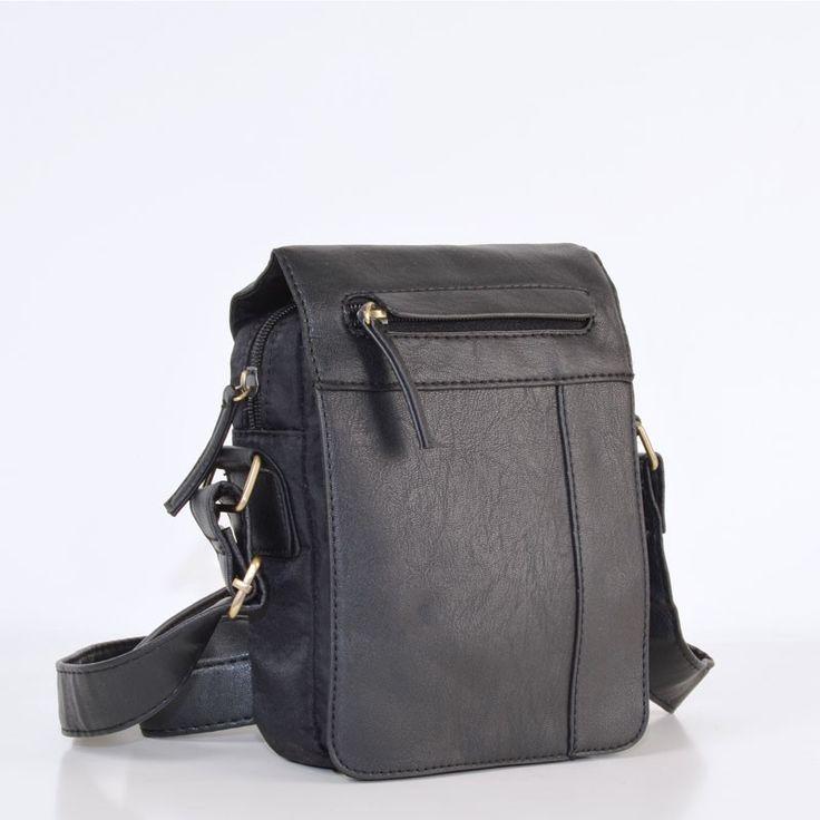 Leo bolso #bandolera para hombre de Misako. Cómodo, útil y elegante.