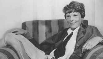 Skeleton May Help Solve Amelia Earhart Mystery - History in the Headlines