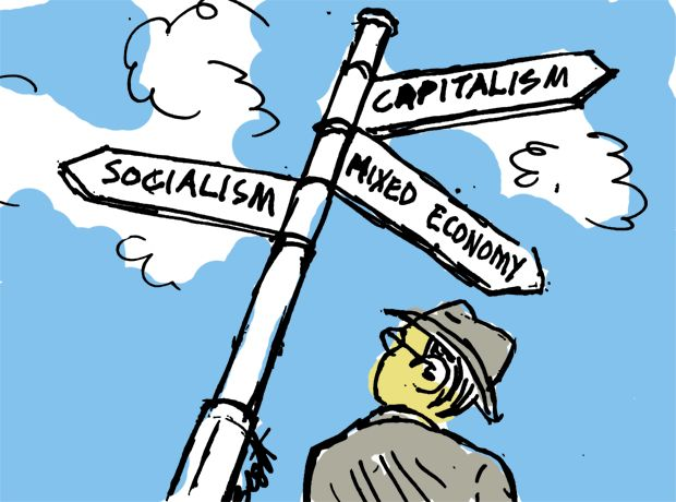 understanding concept behind the free market economy Their account of the free-market economy sees it as a pitiless world divided  between  and it's actually quite easy to understand why the free market's  we  might quite justifiably, if surprisingly, borrow the marxist concept of.