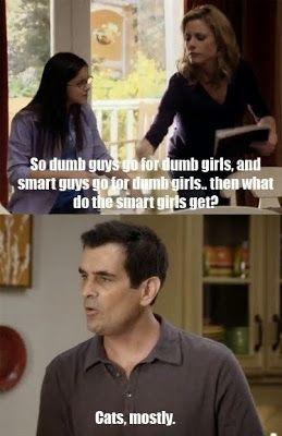 Avec qui finissent les filles intelligentes?