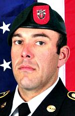 Army SFC Andrew T. Weathers, 30, of DeRidder, Louisiana. Died September 30, 2014, serving during Operation Enduring Freedom. Assigned to 2nd Battalion, 7th Special Forces Group (Airborne), Eglin Air Force Base, Florida. Died at Landstuhl Army Medical Center, Landstuhl, Germany, of wounds sustained on September 28, 2014, when hit by enemy small-arms fire during combat operations in Helmand Province, Afghanistan.