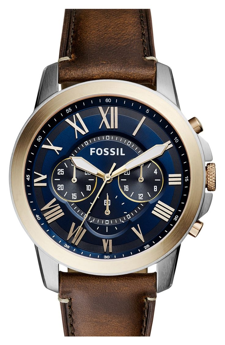 Best 25+ Fossil Watches For Men Ideas On Pinterest