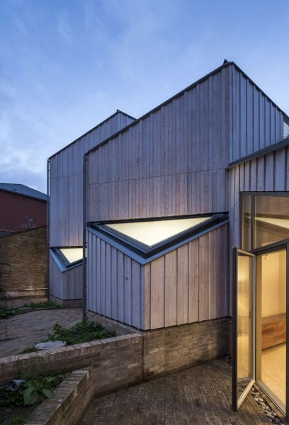 Mikhail Riches Architects | Projects | Church Walk