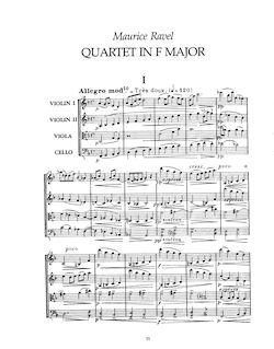 les écureuils de central park sont tristes le lundi: création @ 5 mars 1904, le quatuor à cordes de mau...