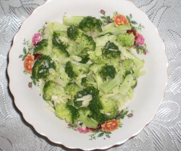 Salata de broccoli, Rețetă Petitchef