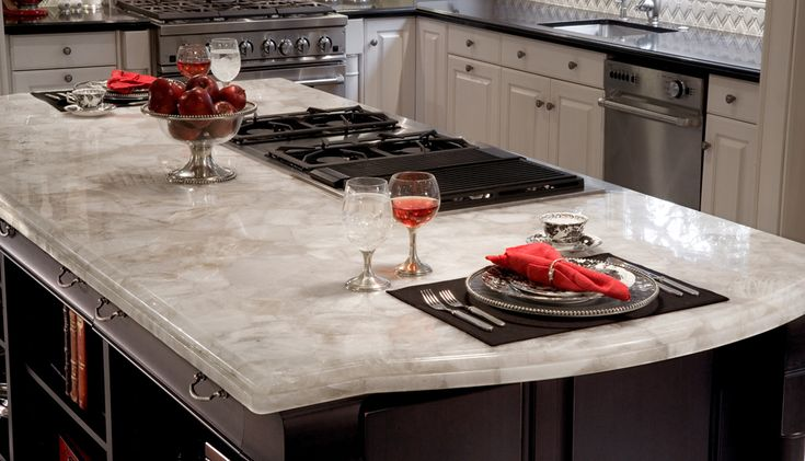 39 best quartz countertops by straight line imports images for Price solid surface countertops