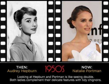Old Hollywood Hairstyles 2