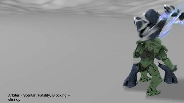 Halo Wars Show Reel. This is my animation show reel from the video game Halo Wars made in 2009. It showcases experimental/prototype animatio...