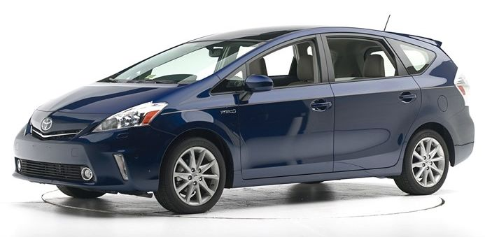 2013 Toyota Prius v Owners Manual –Prius v is like a Prius with flexibility. Toyota Prius v makes use of the exact same powertrain as in the popular Prius liftback, although with 58 pct a lot more freight place. Prius v is 6 ins longer than the Prius liftback, 3.3 in. greater, and 1.1 ins ...