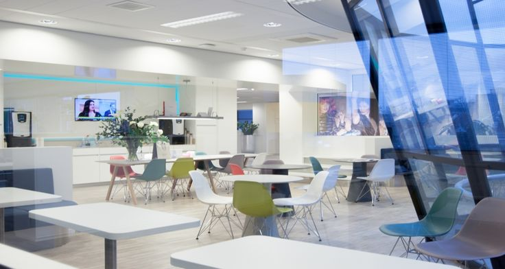 Headquarter of KAO in Amersfoort. OFFICE | DESIGN | INTERIORDESIGN | OFFICEDESIGN | FITOUT | INTERIOR | OFFICESPACE | TETRIS DESIGN & BUILD