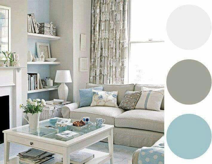 Colores Neutros Para Interior De Casa