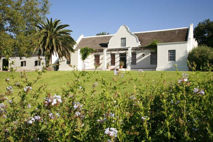Vondeling's historic farm house built in 1740.