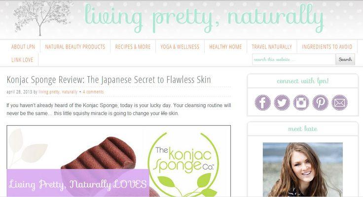 The Japanese Secret to Flawless Skin: Living Pretty, Naturally blog | #beauty #skincare | www.konjacspongec...