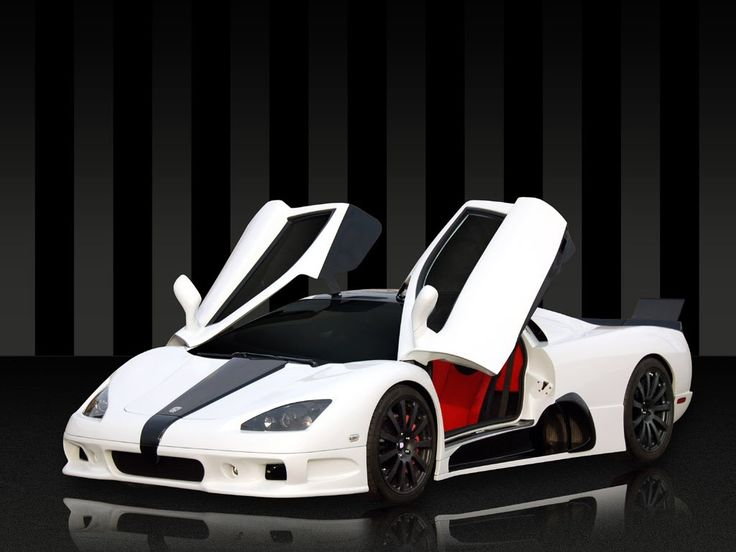 SSC Ultimate Aero – 256 Mph