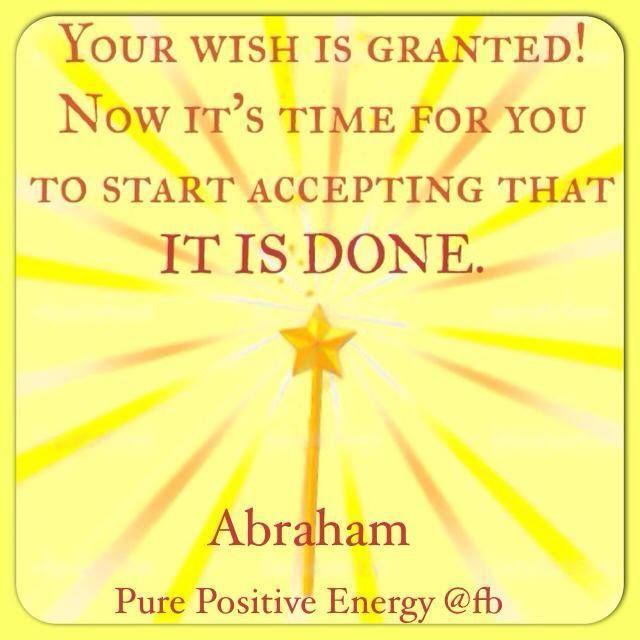 Abraham-Hicks Quote #lawofattraction #abrahamhicks #quote…