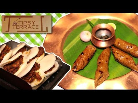 Our Foodistani dug into the luscious #KakoriKebabs, #ChickenTikkaMasalaFry and delicious kumbh and toast at #TheTipsyTerrace which is a rooftop lounge in #Goregaon. Check out the review here ➤➤ http://bit.ly/TheTipsyTerrace.