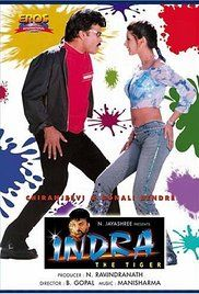 Indra Chiranjeevi Movie Online. Since 1965 bitter hatred and animosity has reigned between two families, namely that of Indrasen's and the Reddys, which results in the death of Indrasen's dad, and his two uncles, one of ...