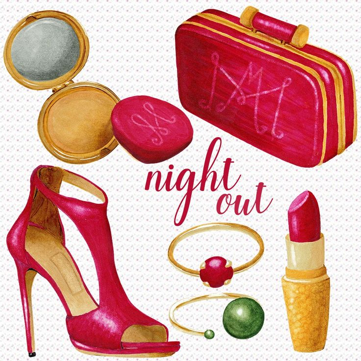 Night Out Essentials by Mira Metzler