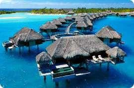 Di saat sebagian orang berpikir Maladewa sudah terlalu mainstream, mereka pun mencari tempat wisata serupa yang belum banyak dilirik wisatawan. Pilihan lainnya tentu saja jatuh pada pulau satu ini. Bernama Bora Bora, secara administratif terletak di Samudera Pasifik dan masuk ke dalam wilayah Polinesia Prancis. http://on-msn.com/1zhq5Pj