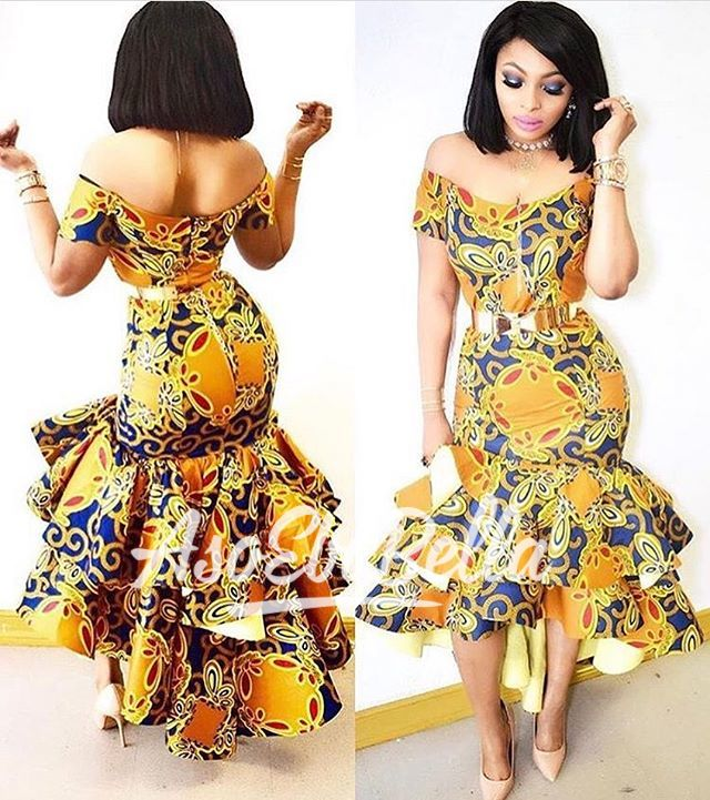 BellaNaija Weddings presents #AsoEbiBella – Vol. 187 – The Latest Aso Ebi Styles