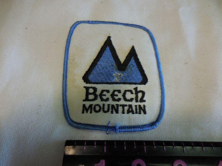 Vtg Skier Jacket / Vest Patch BEECH MOUNTAIN North Carolina Snow Ski Resort  | Collectibles, Souvenirs & Travel Memorabilia, United States | eBay!