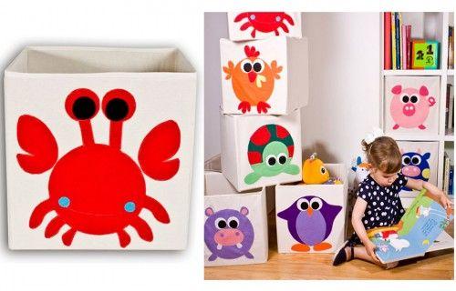M s de 25 ideas incre bles sobre cajas para guardar for Caja almacenaje infantil