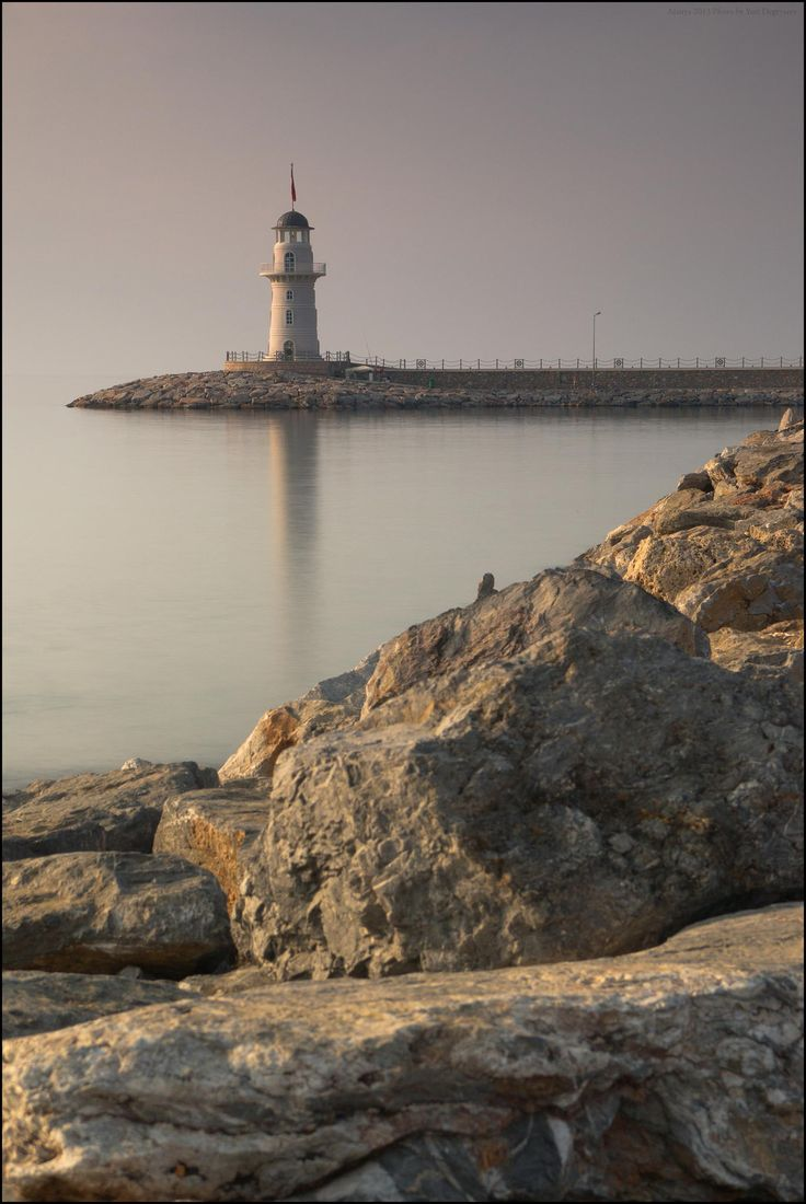 *Lighthouse - Alanya.City, Turkey